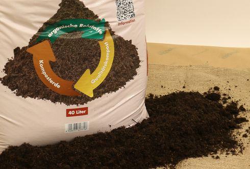 Komposterde - wir schließen den Kreislauf der Natur