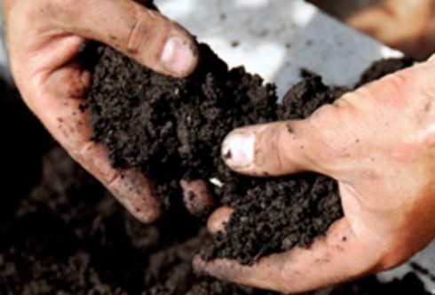 Stabile Bodenfruchtbarkeit mit Schwarzerde