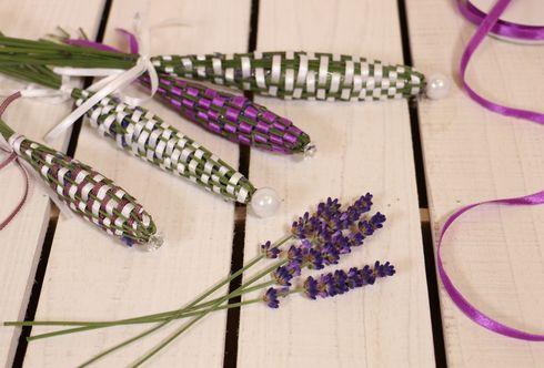 Lavendelstäbe
