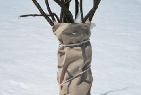 Camouflage gegen Frost und Nässe