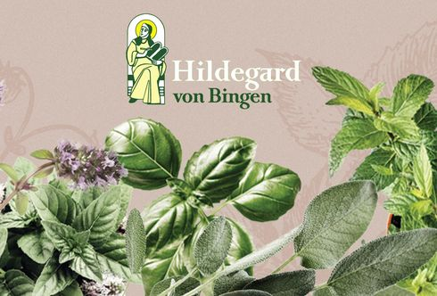 Die Kräuter der Hildegard von Bingen