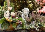 Tipps für ein ganzjährig attraktives Grab