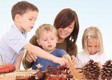 Herbstzeit: Die Erntezeit mit Kindern feiern