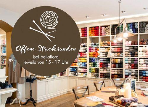 """Offene Strickrunde"" in Bruck/Mur"