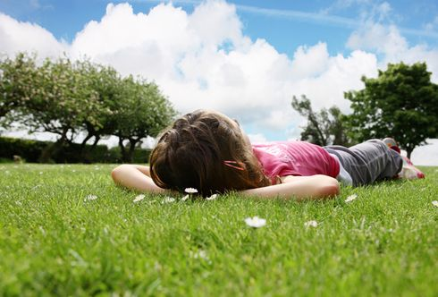 Mein Urlaubsparadies: Das versteckte Gartenplätzchen