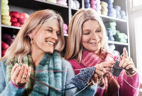 Wolle & Stricken - Das Glück ist handgemacht