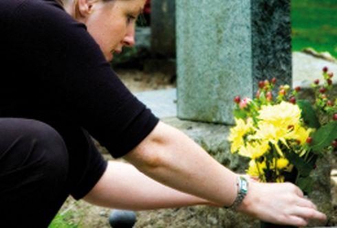Tipps zur Grabgestaltung