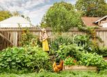 Der Selbstversorger Garten