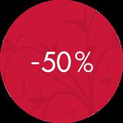 Erden-Eigenmarken-Abverkauf -50%